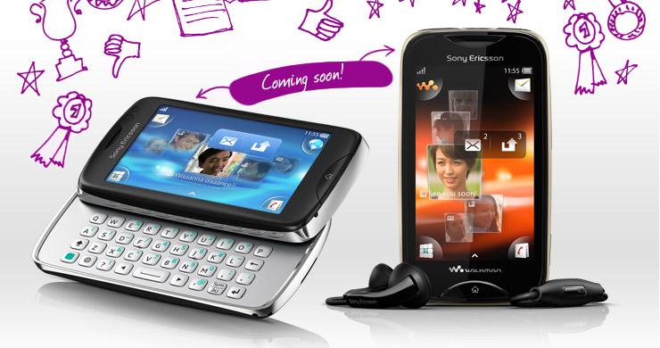 Sony Ericsson tổ chức cuộc thi dự đoán tên gọi điện thoại sắp ra mắt
