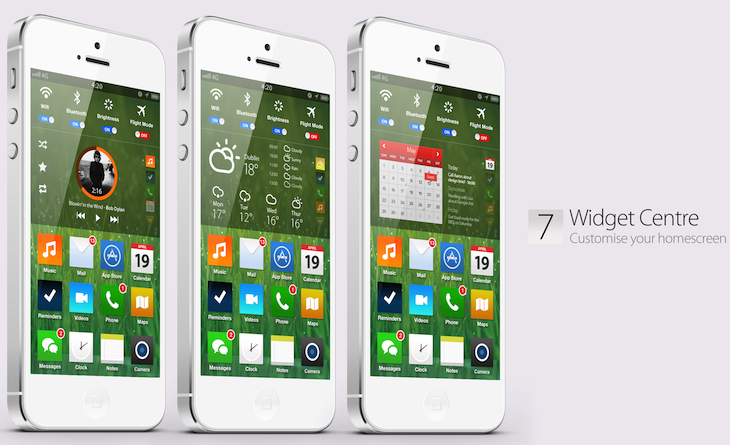 [Tổng hợp] những tính năng dự kiến sẽ có trên iPhone 5S